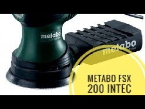 Metabo FSX 200 - Dispatch - смотреть онлайн на Hah Life