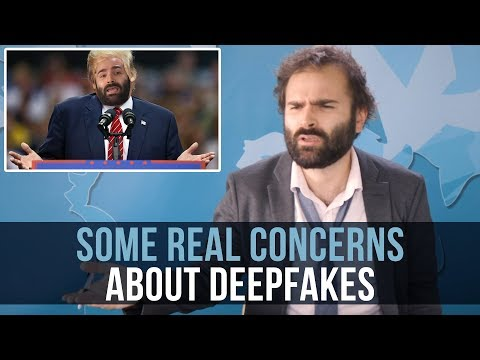 Some Real Concerns About Deepfakes - SOME MORE NEWS