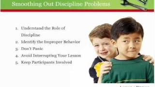 Part 2 Tips for Enforcing Classroom Discipline from the Second Webinar from Loyola Press (4/5)