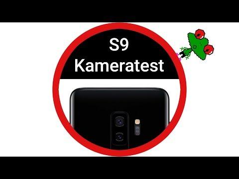Galaxy S9 Kamera Test (Deutsch)