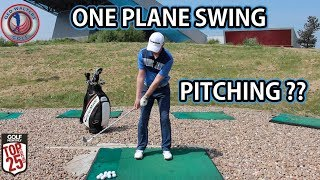 One Plane Swing - Pitching ??