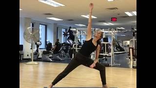 Standing Sequence with a Get Up Move