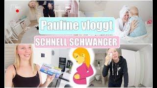 Pauline filmt | Verhütung & 4. Kinderwunsch | Ovulationstest | Abschmink Routine | Isabeau