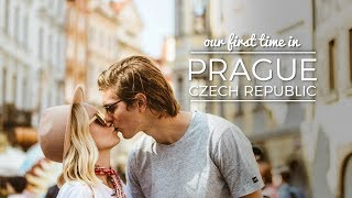 OUR FIRST TIME IN PRAGUE || EUROPE VLOG 2017 pt. 4