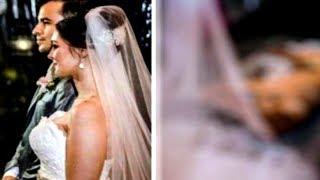 Когда на свадьбе появился этот гость, всё пошло наперекосяк. Но невеста не растерялась...