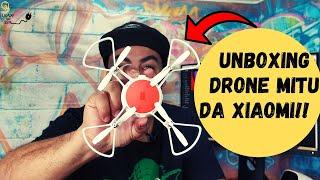 # Xiaomi Mitu# o Mini Drone da Xiaomi muito legal esse Droni