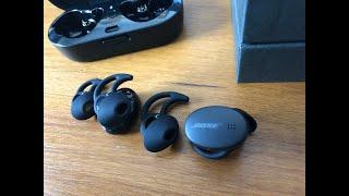Bose Sport Earbuds im Test - erster Eindruck, Soundcheck, Tragekomfort der TWS-Bluetooth-Kopfhörer