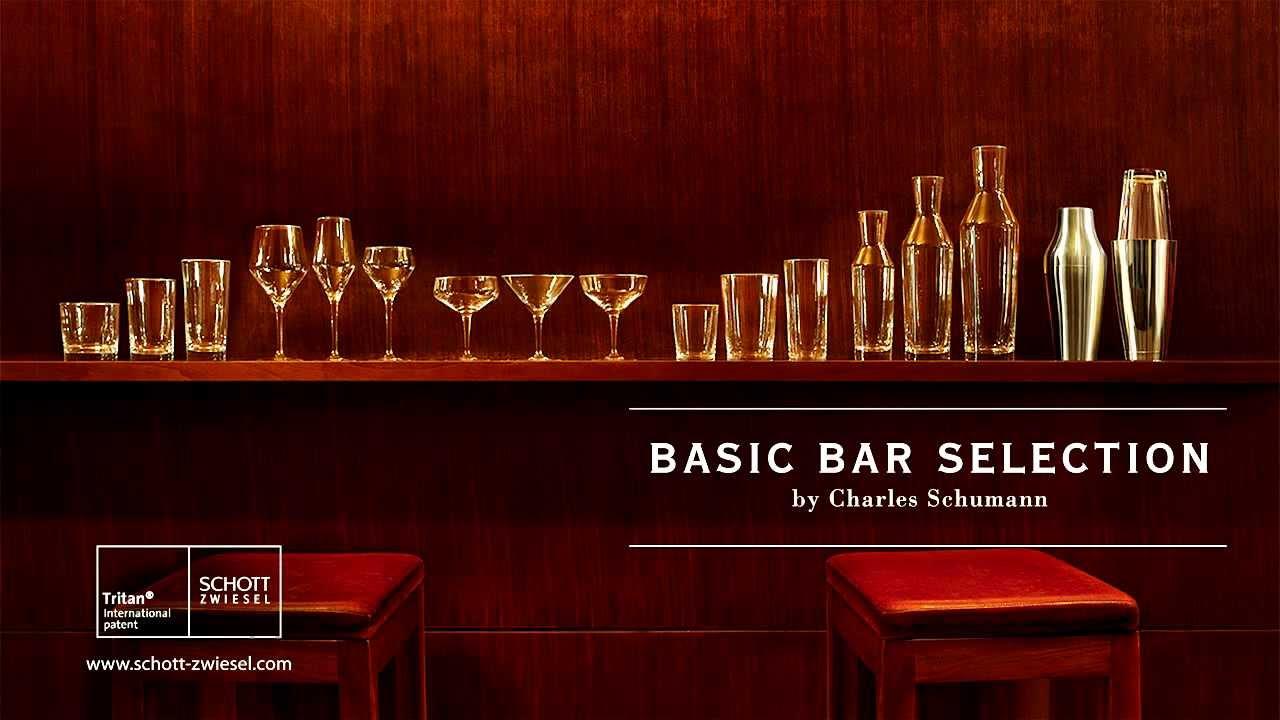 Video - Schott Zwiesel Basic Bar Selection wijnglas