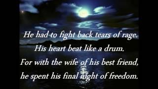 Nightwish - Over The Hills And Far Away (lyrics)