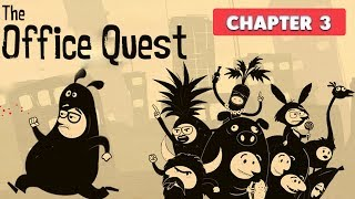 THE OFFICE QUEST - CHAPTER 3 FULL WALKTHROUGH