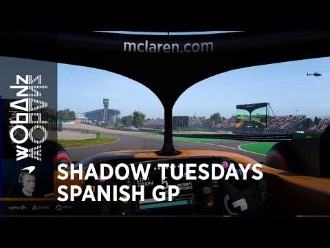 Shadow Tuesdays | Spanish GP