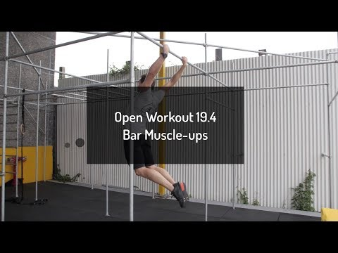 Bar Muscle Up Tips (Open Workout 19.4)