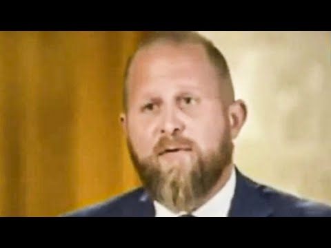 Brad Parscale Starts Crying Because Trump Doesn't Like Him Anymore