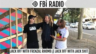 Frenzal Rhomb LIVE on FBi Radio Sydney