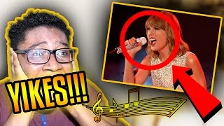 Taylor Swift REAL VOICE (WITHOUT AUTO-TUNE) REACTION!!!