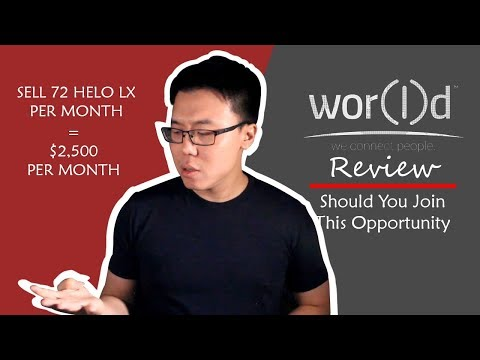 World Global Network Scam Review - Should You Join the Business Opportunity?
