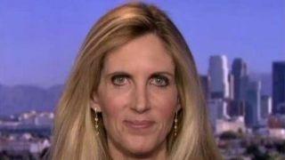 Coulter: Pres. Trump following Ryan