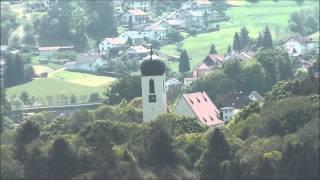 preview picture of video 'Bühlertal im Frühling mit Blick von der Emil-Kern-Hütte am 05.05.2014'