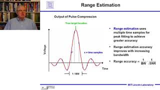 Introduction to Radar Systems – Lecture 9 – Tracking and Parameter Estimation; Part 1