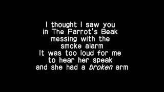 Arctic Monkeys - Cornerstone - Lyrics