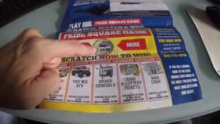 Grieco Ford Dealership scratch off scam
