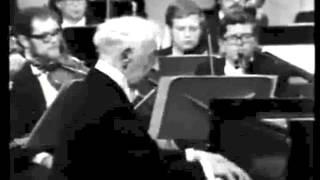 Beethoven's Piano Concerto No. 5, 'Emperor' pt. 3, Arthur Rubinstein, Alexander Schneider, JSO