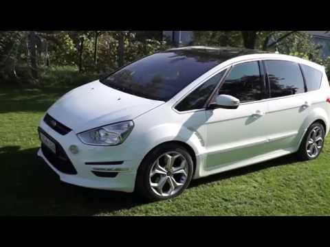 Ford s-max titanium S. 230Hp,