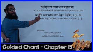 bhagavad gita slokas in sanskrit chapter 15 - मुफ्त