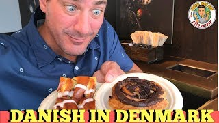 DO DANISH PEOPLE CALL PASTRIES A DANISH? EP#30-THE FOOD FRIDAY SHOW