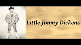 Take Me as I Am (Or Let Me Go) - Little Jimmy Dickens