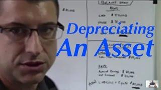 Accounting for beginners #7 / Depreciating an Asset / Basics