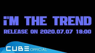 (여자)아이들((G)I-DLE) - 'i'M THE TREND' Special Clip Teaser