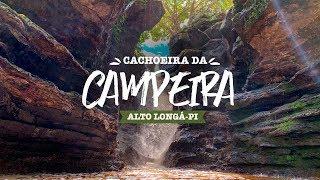 Conheça o Piauí: Cachoeira da Campeira