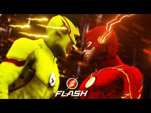 Future Flash VS Kid Flash ! RACE To The Airpot ! Wally VS Barry (Ultimate Flash)
