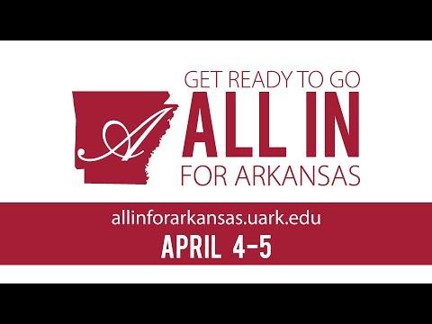 All In for Arkansas 2018