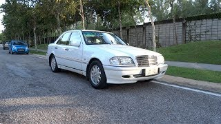 Mercedes c class w202 repair manual most popular videos 2000 mercedes benz c 200 elegance start up and full vehicle tour fandeluxe Gallery