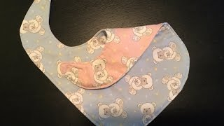 How To On SEWING BIBS For The BEST BABY GIFTS