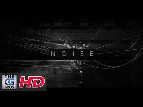 "CGI VFX Animated Short : ""NOISE / IdN MAGAZINE"" – by Mr Kaplin"