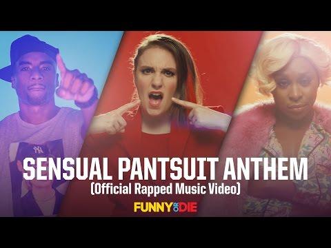 Sensual Pantsuit Anthem