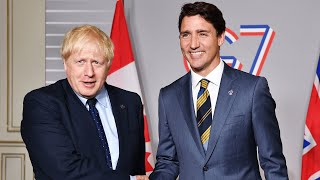 video: UK and Canada agree post-Brexit trade deal
