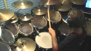 Genesis Land Of Confusion (DRUMLESS) Drum Cover