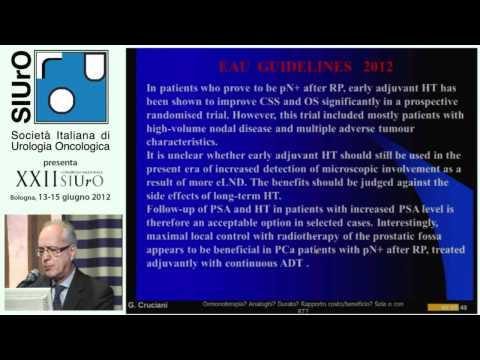 Se il cancro alla prostata è rilevato a ultrasuoni