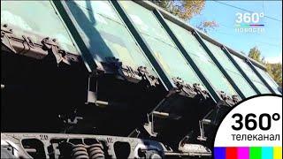 В Иркутской области 12 вагонов сошли с рельсов