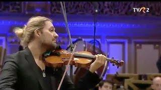 David Garrett şi Monte Carlo Philharmonic - Concert pentru vioară şi orchestră (Max Bruch)