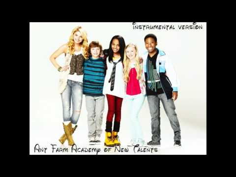 China Anne McClain - Exceptional from A.N.T Farm (Instrumental Version)