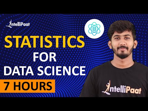 Statistics for Data Science Course | Probability and Statistics | Learn ...