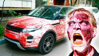 5 автомобилей на случай зомби апокалипсиса ZOMBIE APOCALYPSE война за выживание