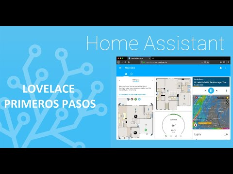 How to set up Lovelace on Home Assistant - JuanMTech - Video