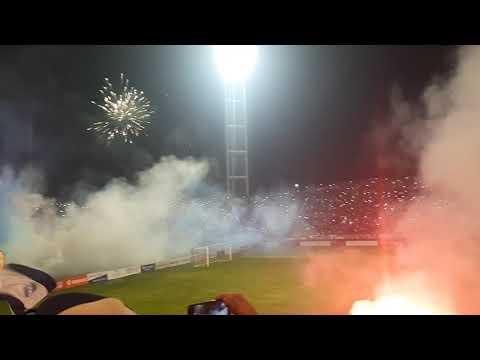 """""""Recibimiento Alvarado - San Jorge / Final Torneo Federal A 2019"""" Barra: La Brava • Club: Alvarado"""