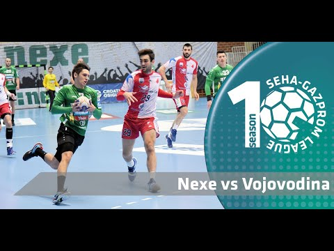 BOMBASTIC start of the season for Nexe & Vojvodina! I Match highlights